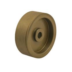 8025 Diamantový brusný kotouč, hrubý s drážkou, 5 mm