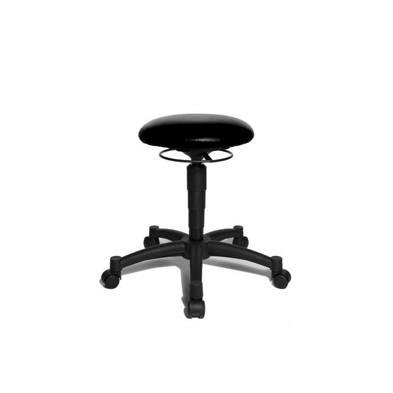 5701 Dílenská stolička Body Balance, koženková