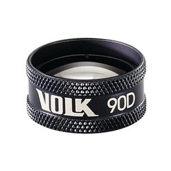 5026.2 Oftalmoskopické šošovka Volk 90D
