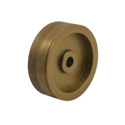 8023 Diamantový brusný kotouč Diaschliff 500, jemný a hrubý s drážkou, 5 mm